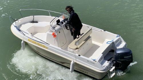 bateau cap camara 505